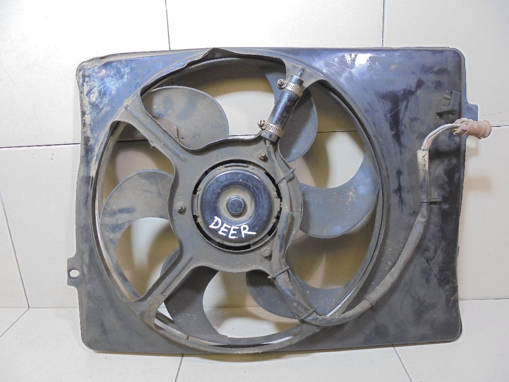 Вентилятор радиатора 3749010D07 фото 7