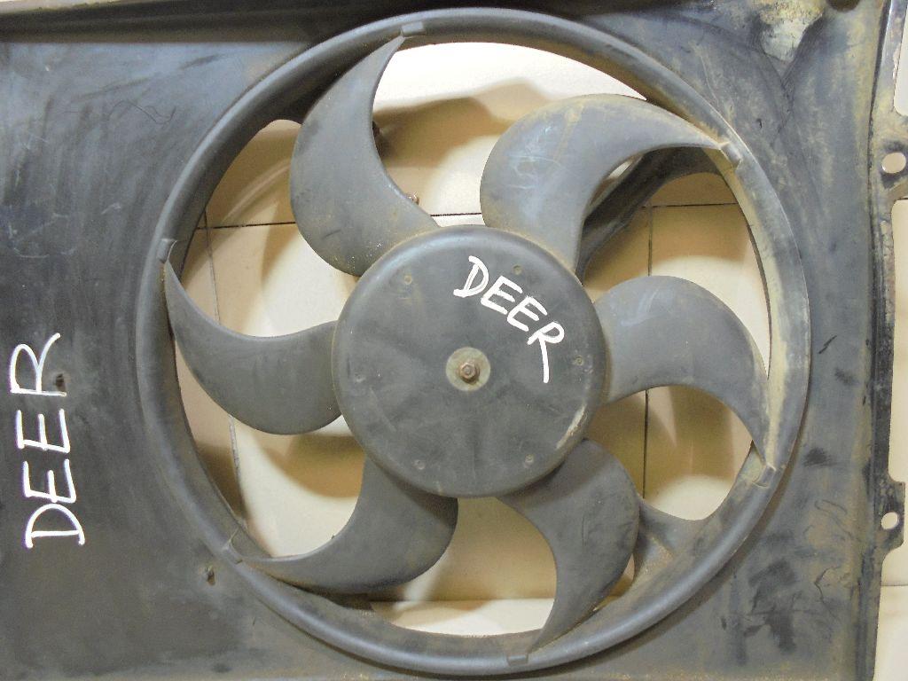 Вентилятор радиатора 3749010D07 фото 9