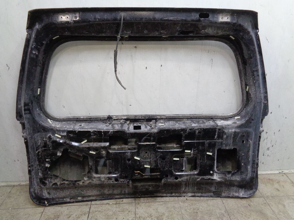 Дверь багажника  фото 2