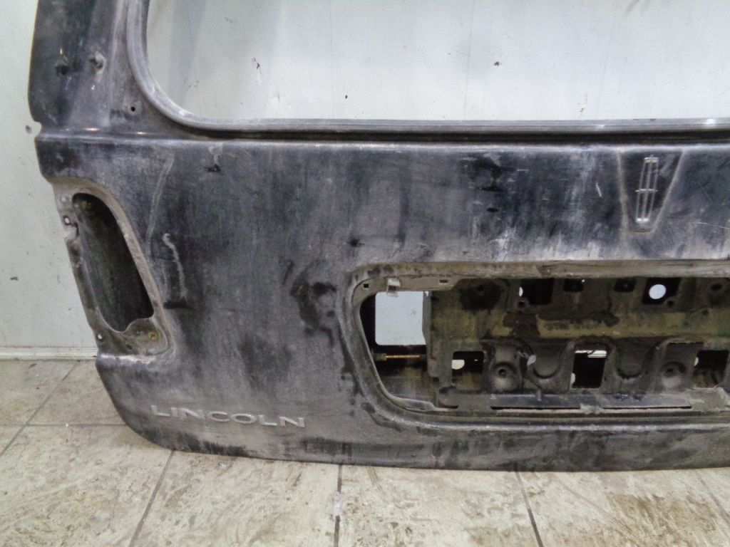 Дверь багажника  фото 3