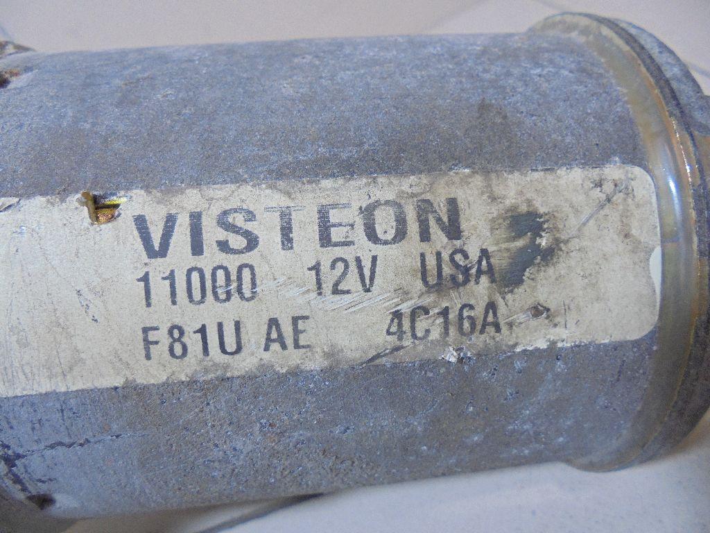 Стартер F81U11000AE фото 2