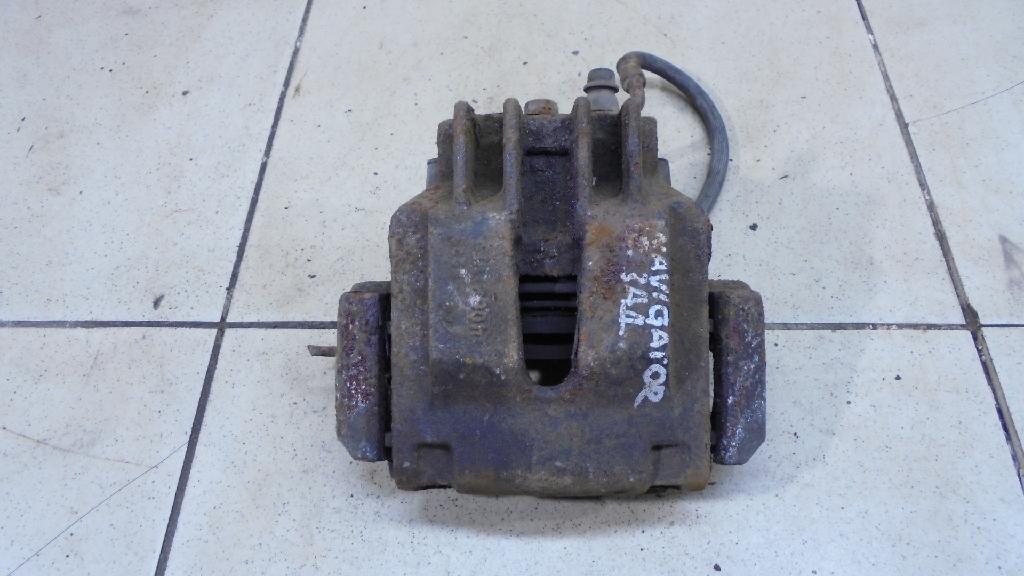 Суппорт тормозной задний правый 6L1Z2552AA фото 2