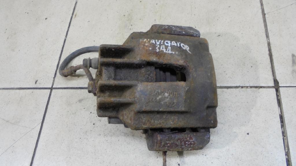 Суппорт тормозной задний правый 6L1Z2552AA фото 3
