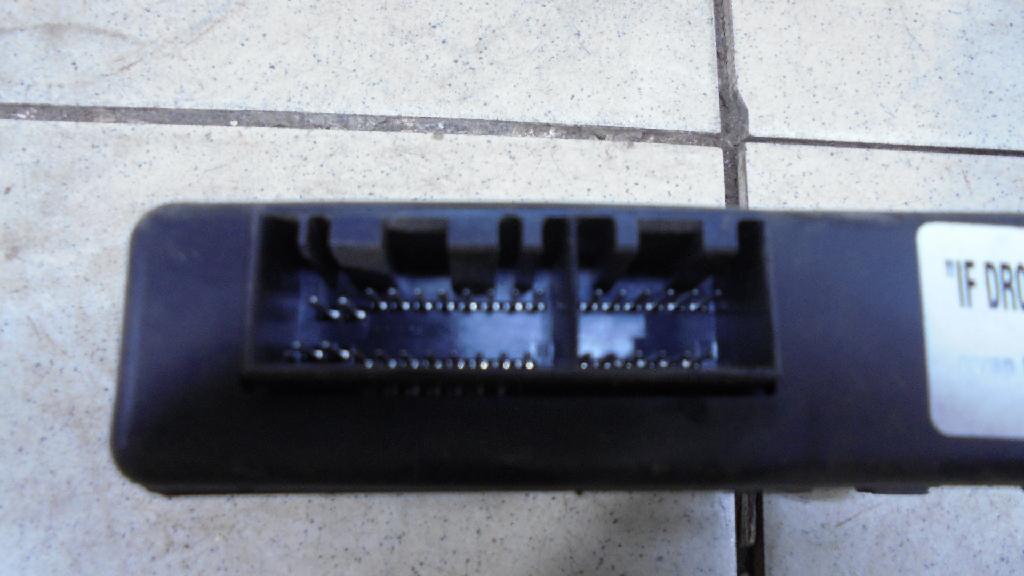 Блок электронный