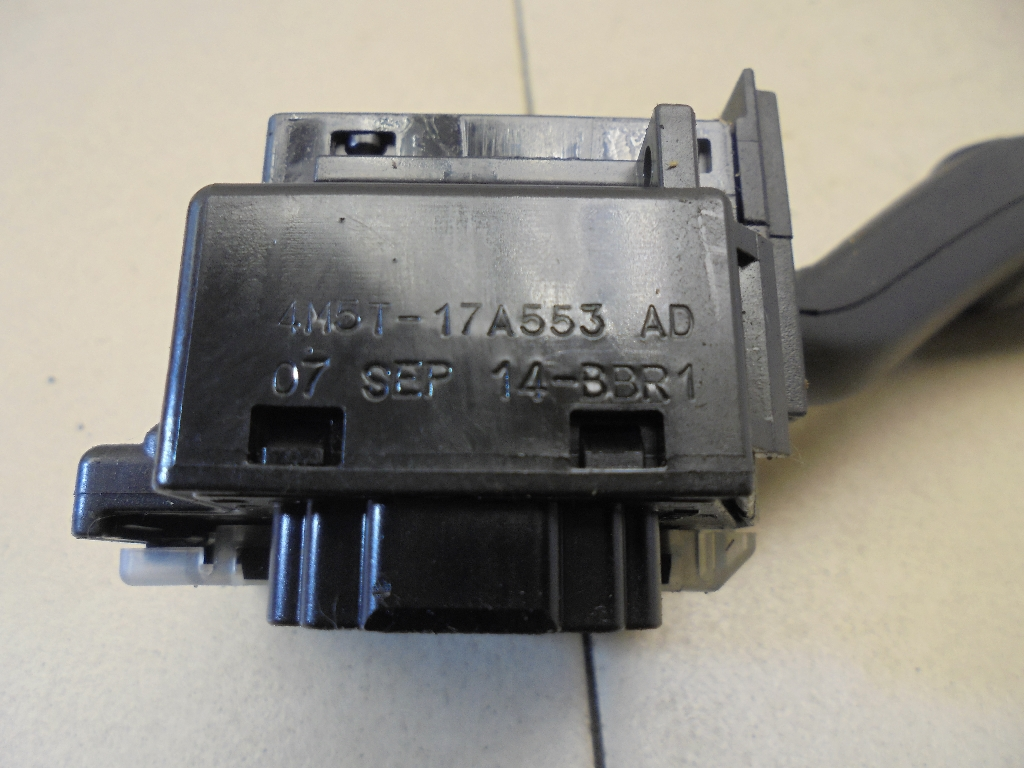 Переключатель стеклоочистителей 4M5T17A553AD