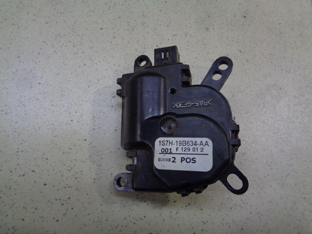 Моторчик заслонки отопителя 1S7H19B634AA