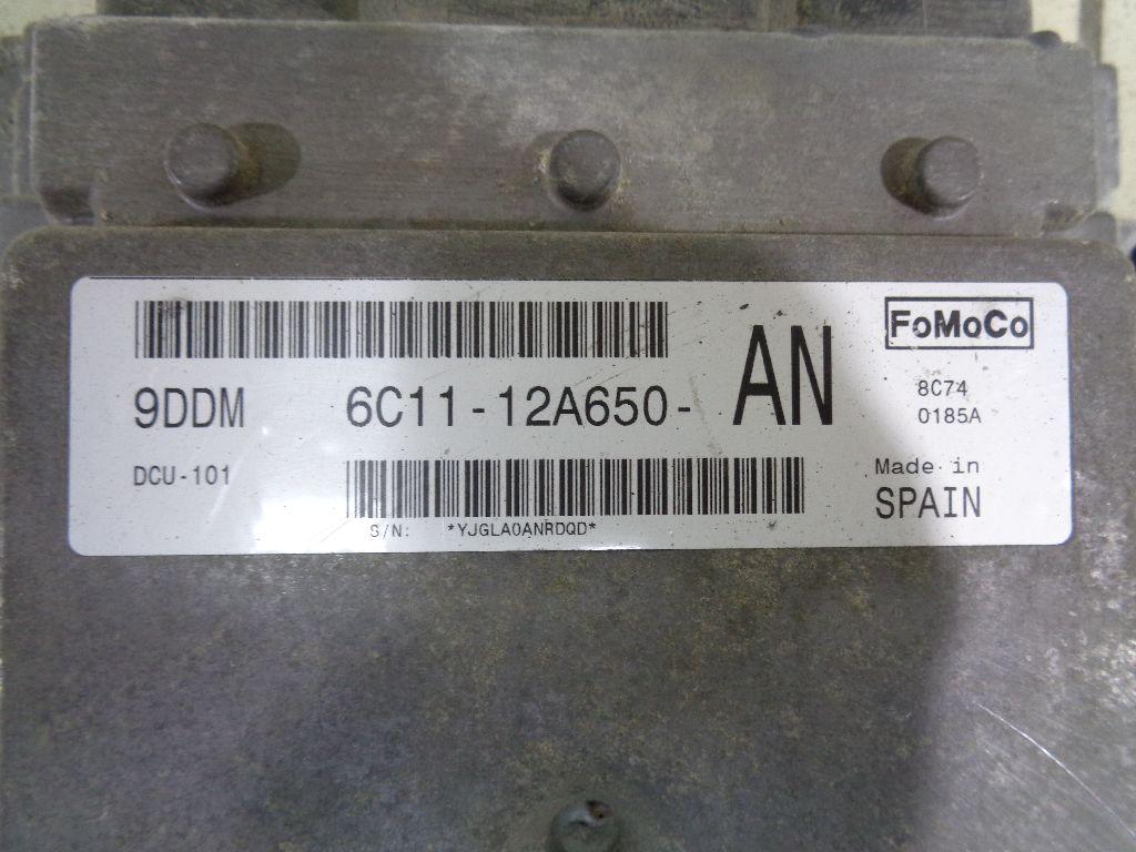 Блок управления двигателем 1740035