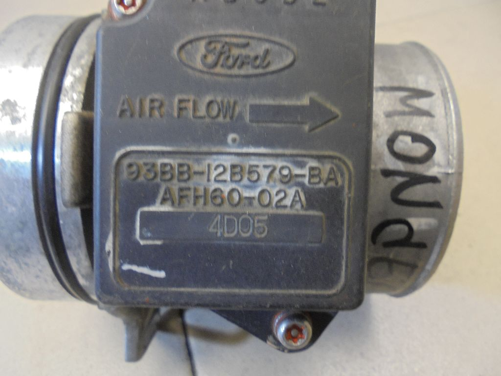 Расходомер воздуха (массметр) 93BB12B579BA