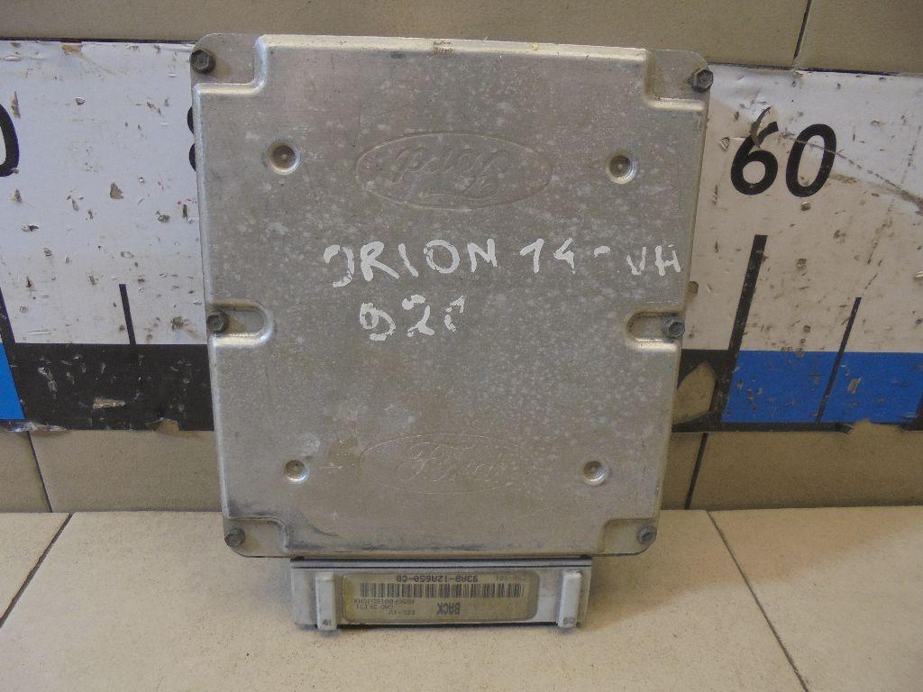 Блок управления двигателем 93AB12A650CB
