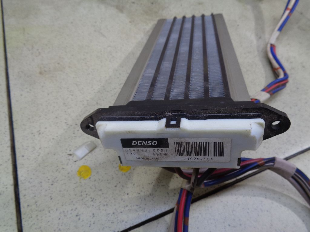 Радиатор отопителя электрический 8771012020