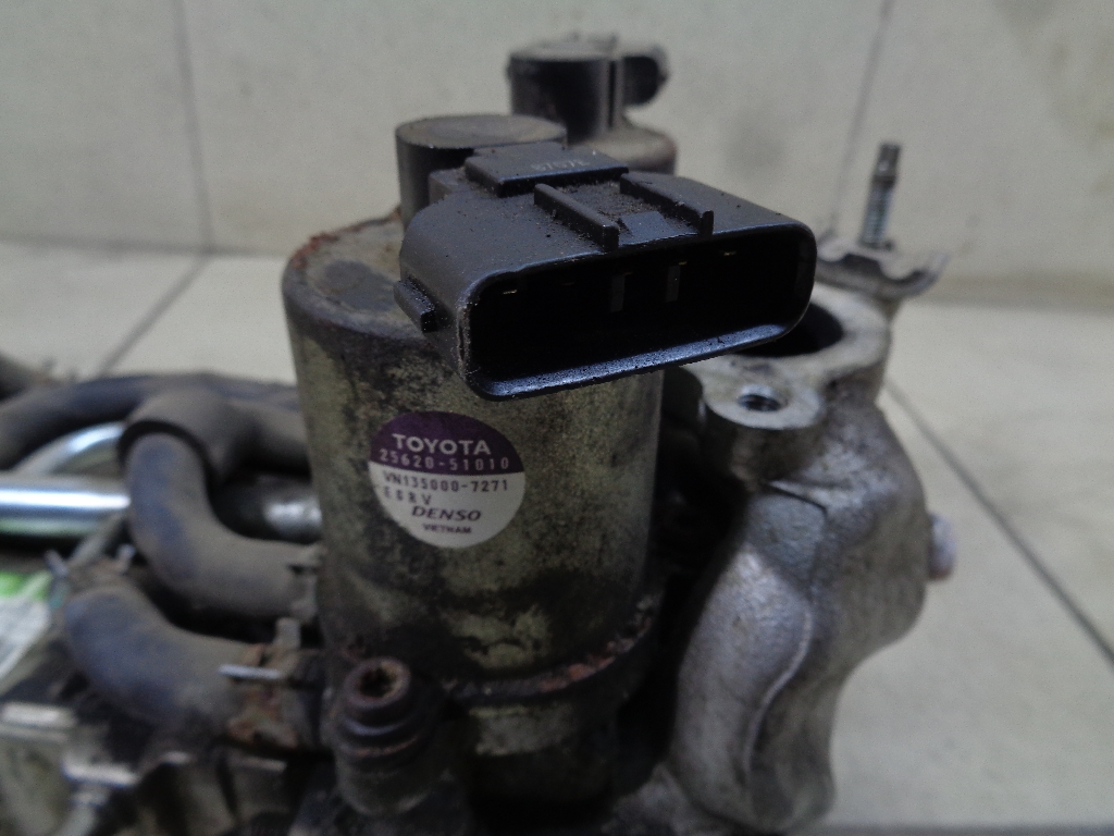 Радиатор системы EGR  фото 8