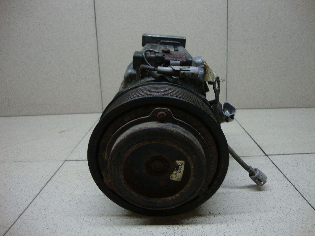 Компрессор системы кондиционирования  фото 5