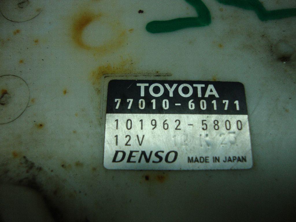 Датчик уровня топлива 7701060171