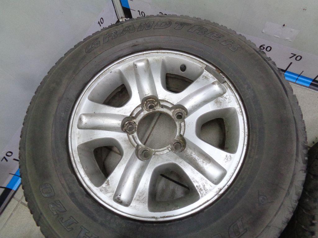 Диски колесные легкосплавные (к-кт)  фото 2