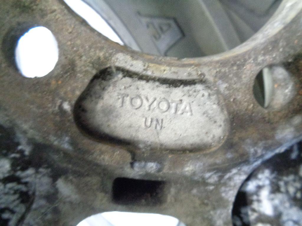 Диски колесные легкосплавные (к-кт)  фото 3
