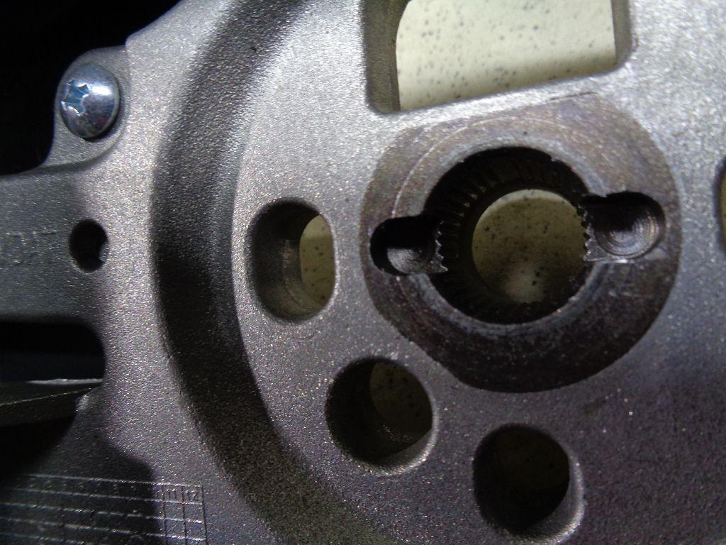 Рулевое колесо для AIR BAG (без AIR BAG) 96238765