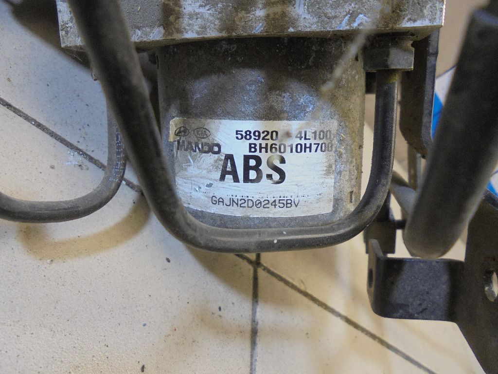 Блок ABS (насос) 589204L100