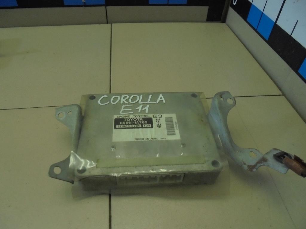 Блок управления двигателем 896611A760
