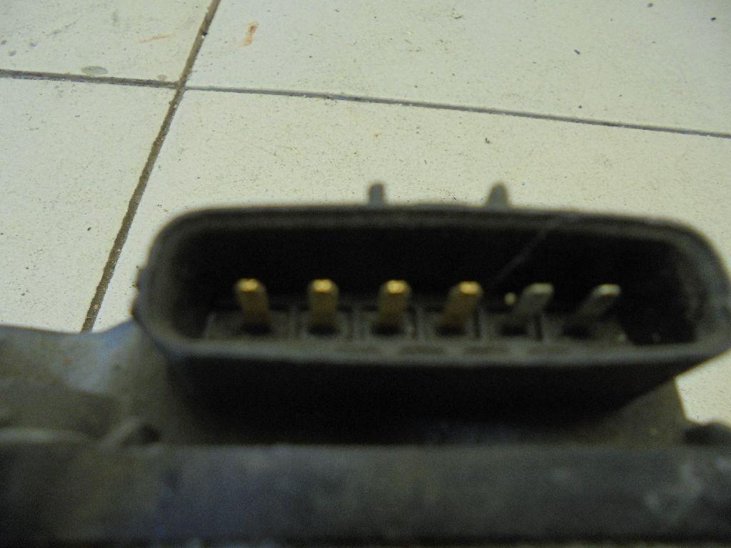 Заслонка дроссельная электрическая 220300D020