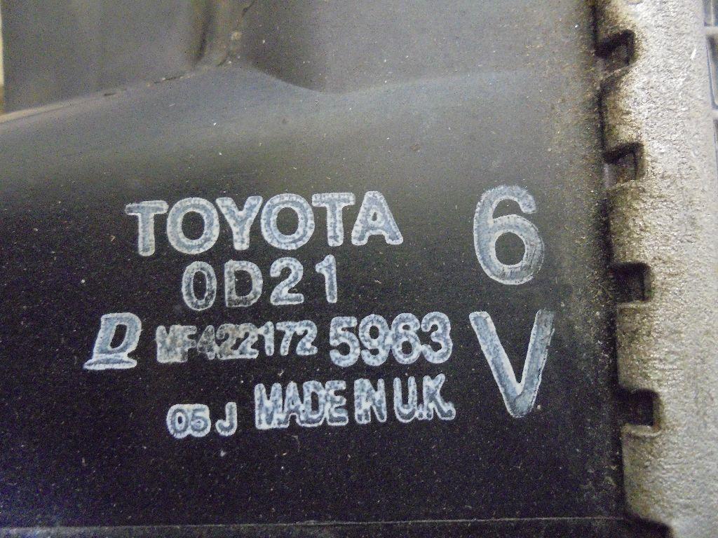 Радиатор основной 164000D210