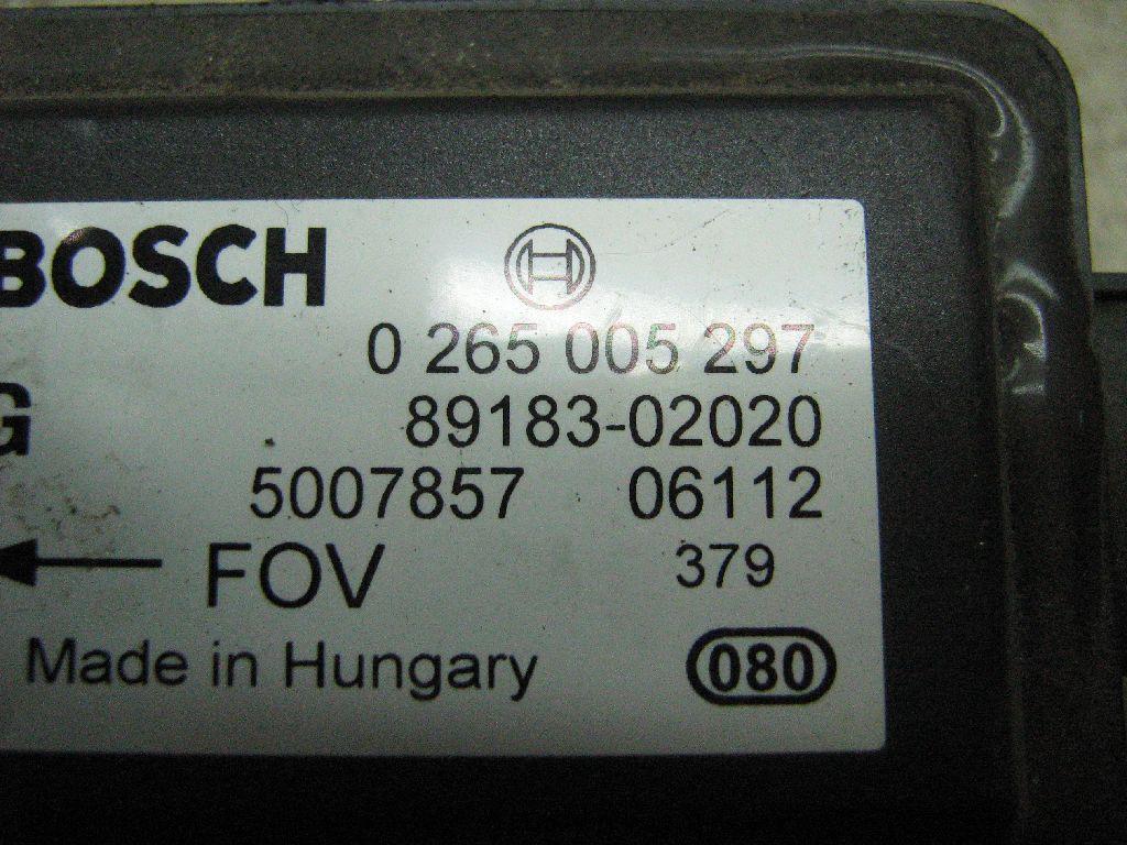Датчик курсовой устойчивости 8918302020