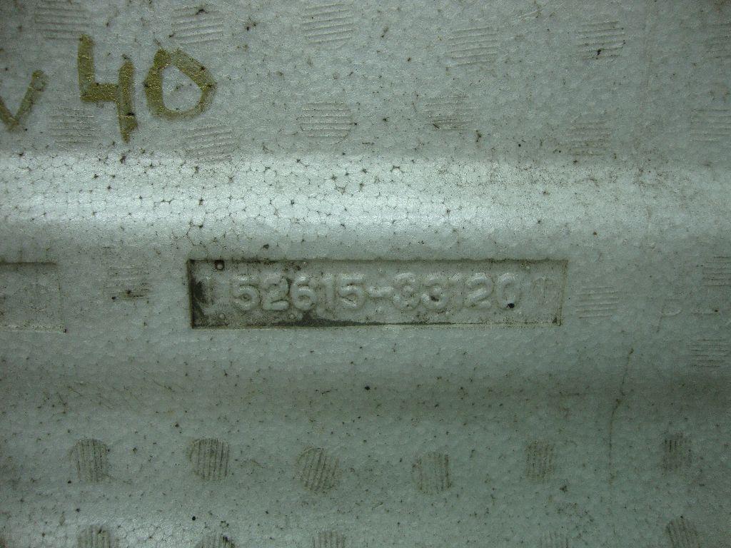 Наполнитель заднего бампера 5261533120