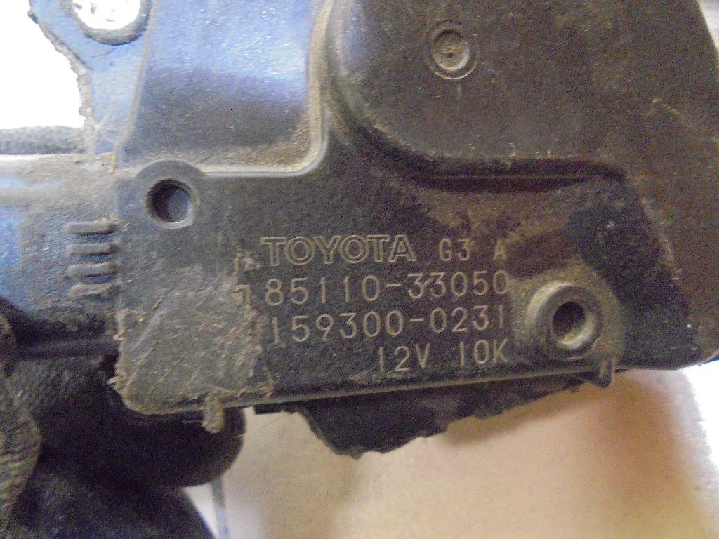 Моторчик стеклоочистителя передний 8511033050