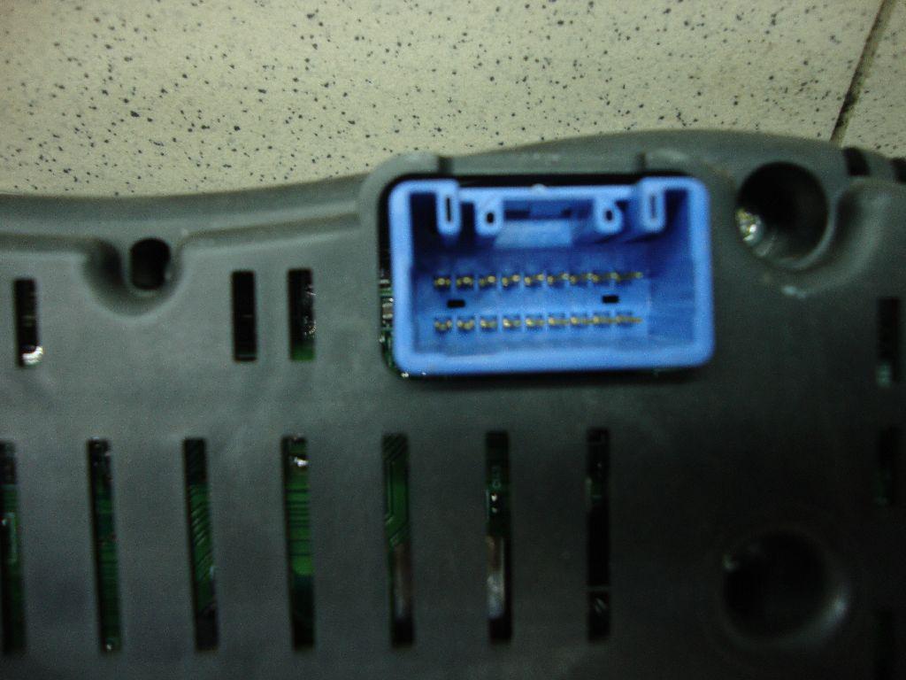 Панель приборов 8380005A30