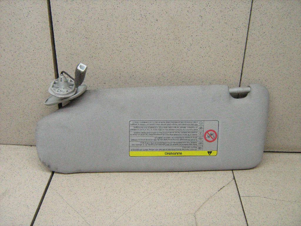 Козырек солнцезащитный (внутри) 7431005160B1