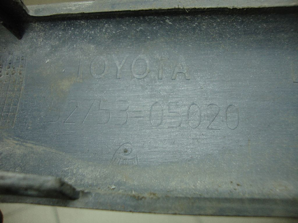 Молдинг заднего бампера левый 5275305020