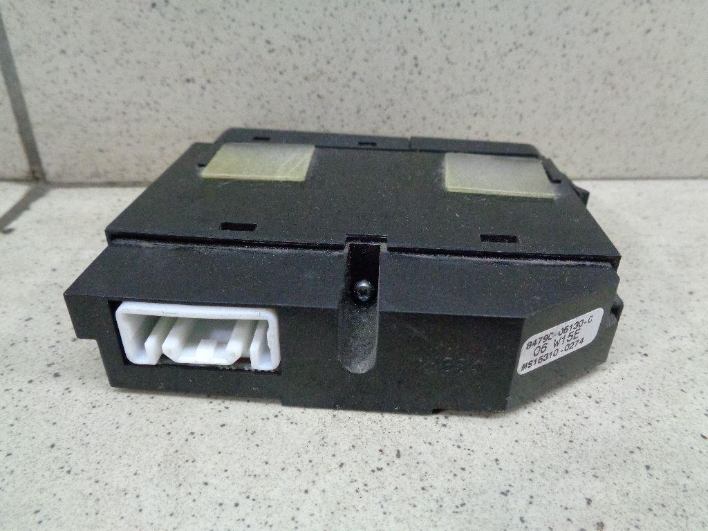 Кнопка обогрева заднего стекла 8479005130C фото 5