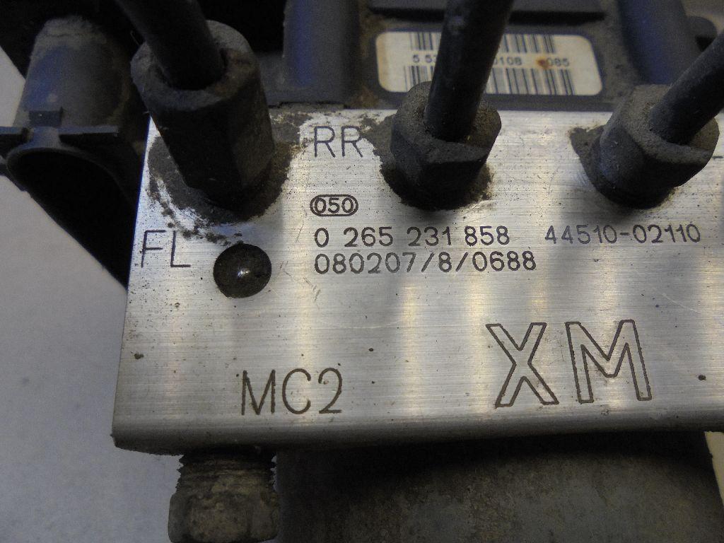 Блок ABS (насос) 4451002110