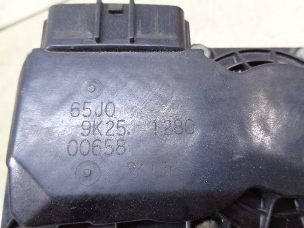 Заслонка дроссельная электрическая 1340080J00
