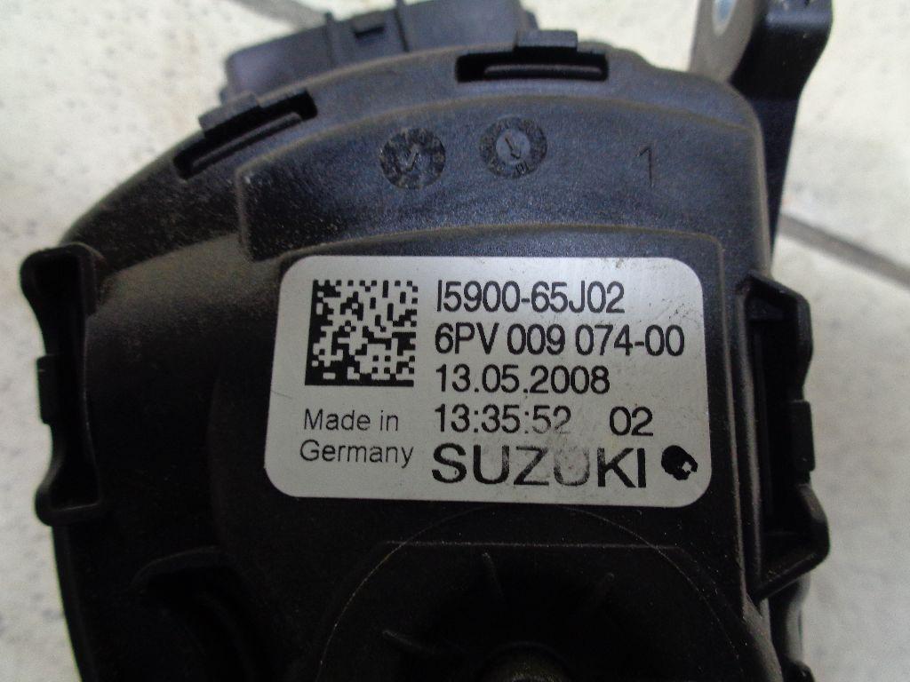Педаль газа 1590065J02
