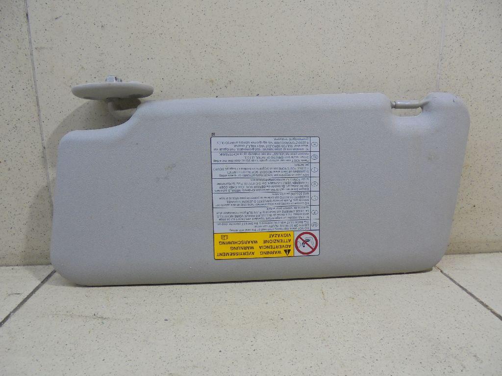 Козырек солнцезащитный (внутри) 8480165J30J0T