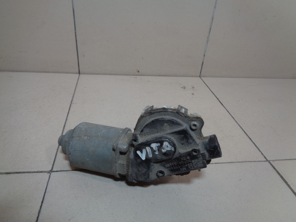 Моторчик стеклоочистителя передний 3811065J00