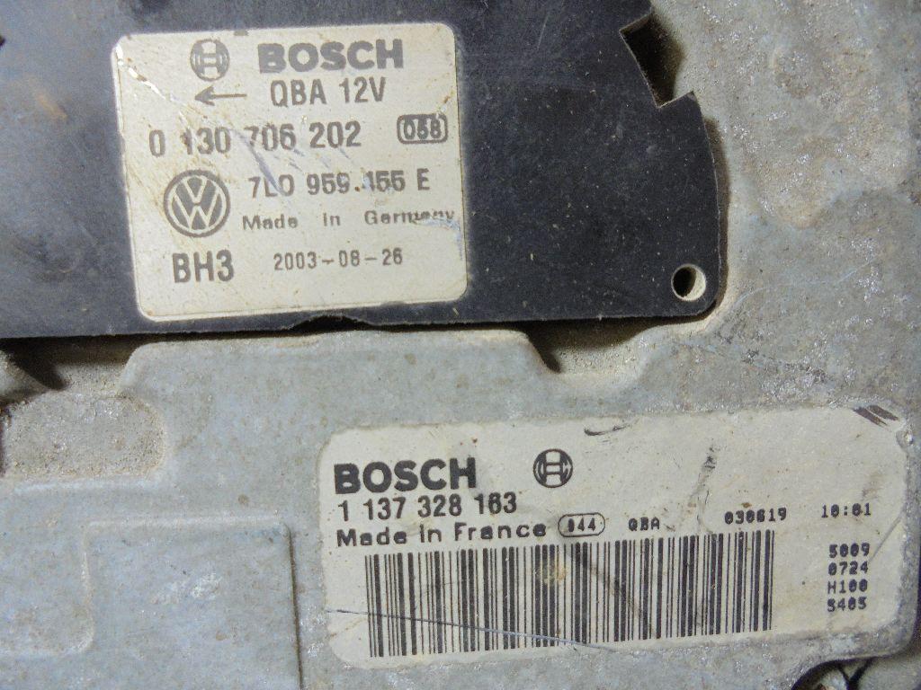 Вентилятор радиатора 7L0959455E