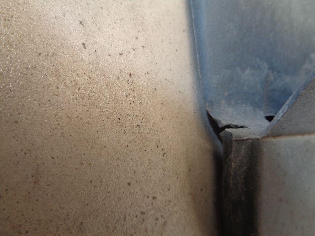 Брызговик задний правый  фото 2