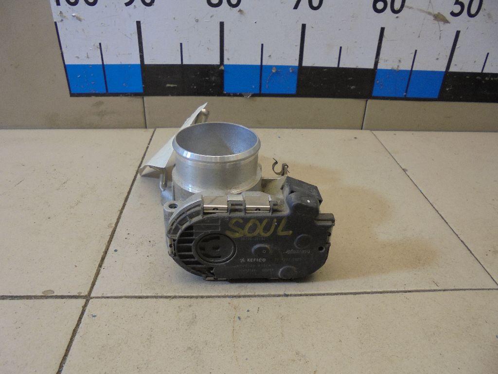 Заслонка дроссельная электрическая 351002B180