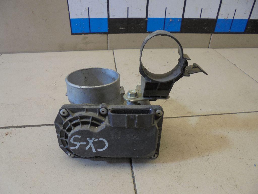 Заслонка дроссельная электрическая PE0113640B