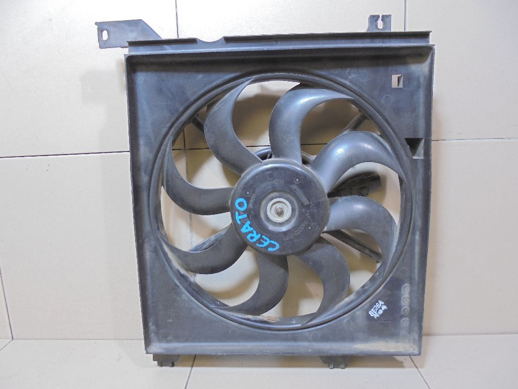 Вентилятор радиатора 253802F000