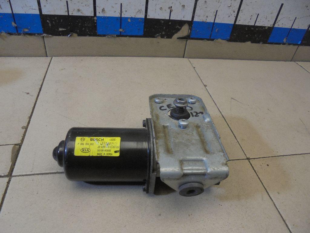 Моторчик стеклоочистителя передний 98110A2000