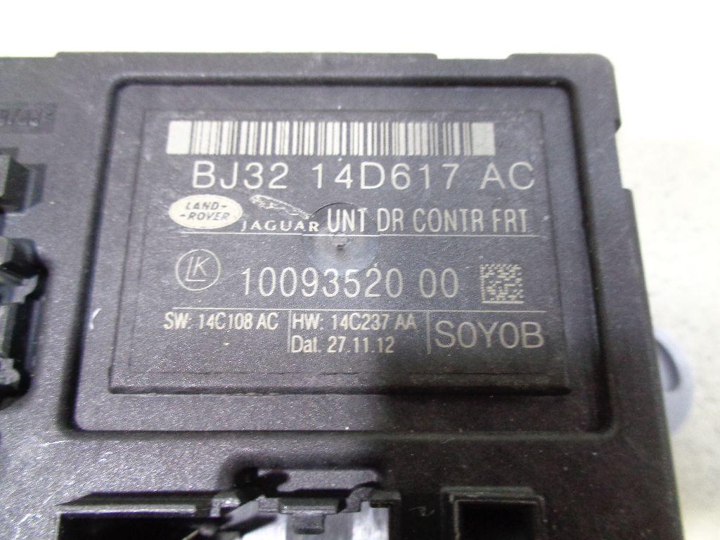 Блок комфорта BJ3214D617AC