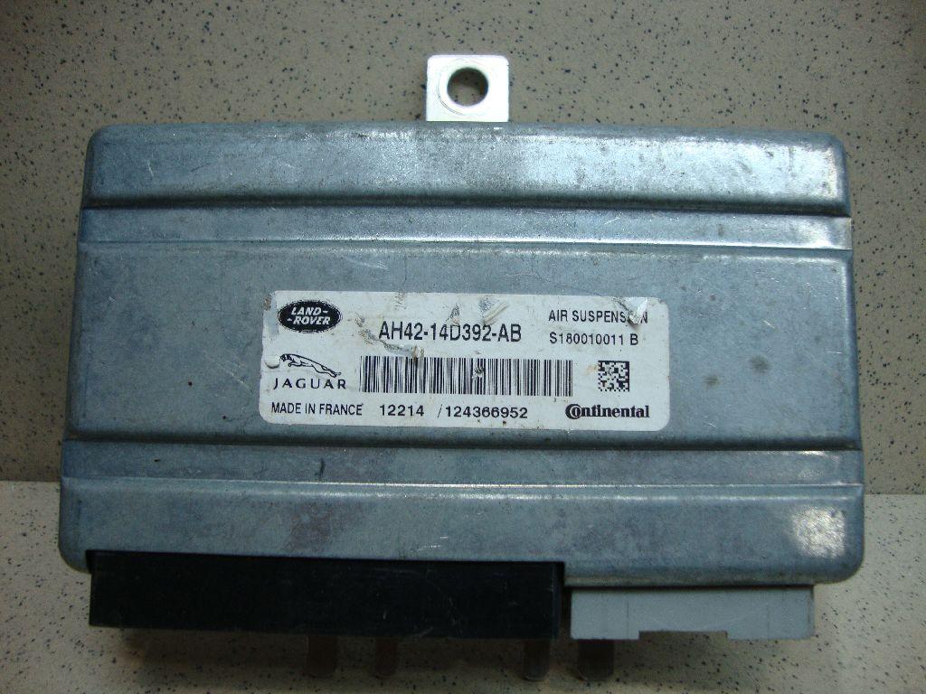 Блок управления подвеской LR014323