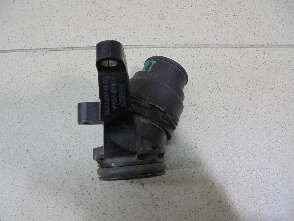 Фланец двигателя системы охлаждения LR013165