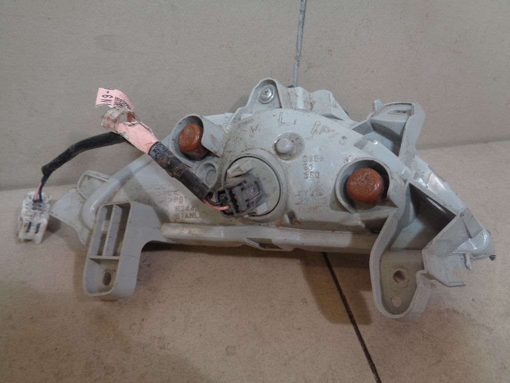Указатель поворота в бампер левый B45A51360A