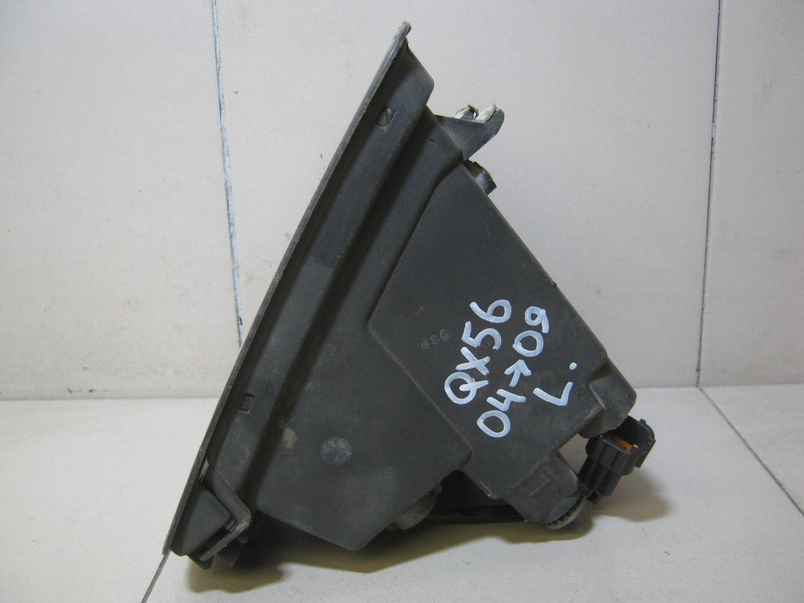 Фара противотуманная левая 26155ZQ50A
