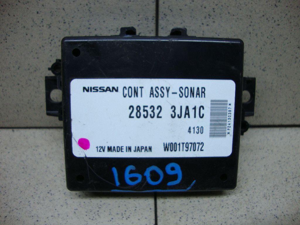 Блок управления парктроником 285323JA1C