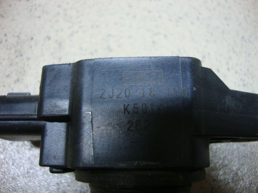 Катушка зажигания ZJ2018100