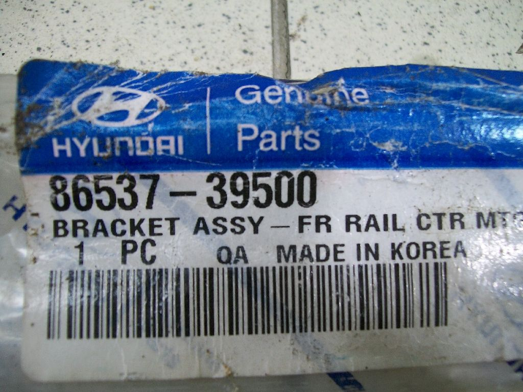 Кронштейн переднего бампера 8653739500